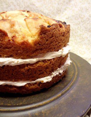 Canela en casa: Tarta de Manzana con especies... para los tardes frías de invierno.