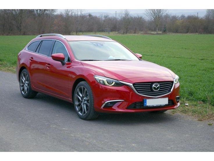 Mazda 6 Sports-Line Kombi
