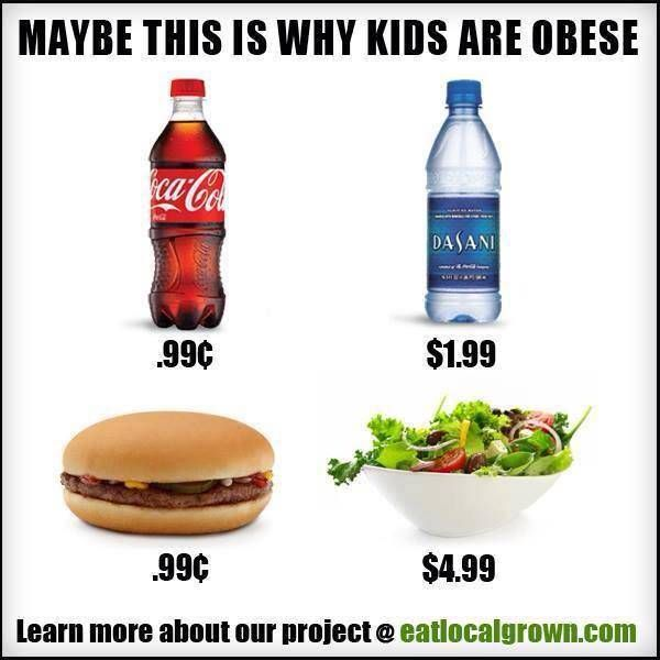 POWERFUL: Why Childhood Obesity Is Highest Ever in N America, Coupled With Lack of Exercise #Food #Obesity #Health