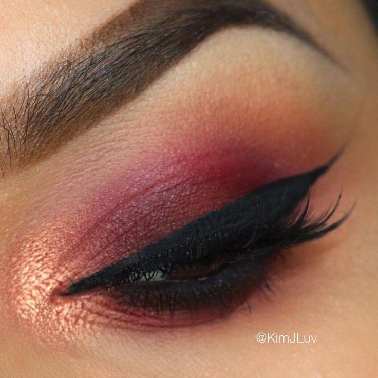 """""""Makeup Geek 'Manny MUA Palette' Look by MUA KimJLuv"""" *Click Pic for Makeup Details* (Pic: @kimjluv)  ♡♥♡♥♡♥"""