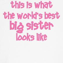 Cute! Ella Grace is the worlds best big sister:)!
