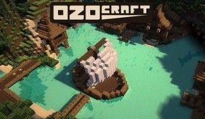 OzoCraft Texture Pack para Minecraft 1.6.2
