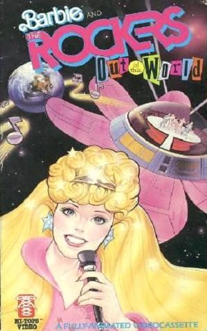 Barbie and the Rockers: Out of this World - one of my favorite movies as a kid!!