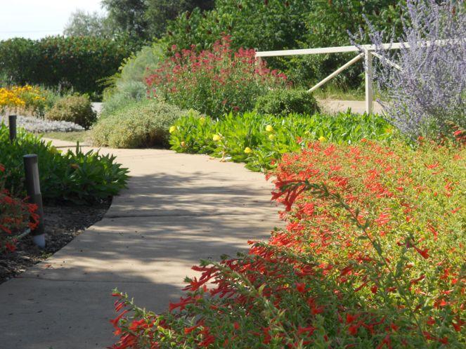 Botanical Gardens Utah