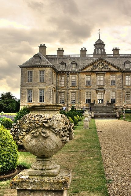 Belton House, Lincolnshire, England