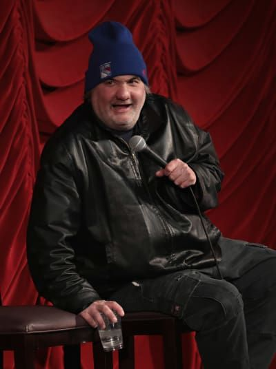 cool Artie Lange: Comic Reportedly Near Death Following Years of Addiction