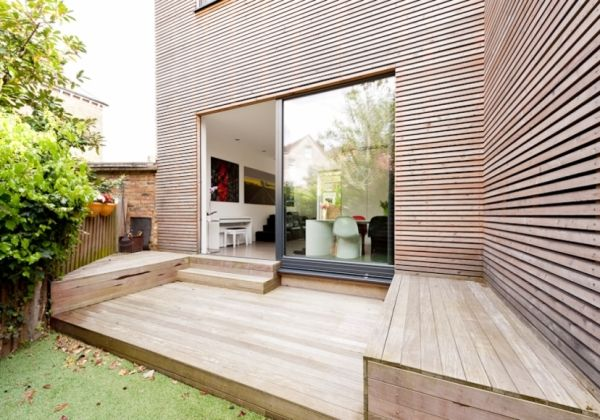 Wood Slat Siding Home Exterior Pinterest Home Blog