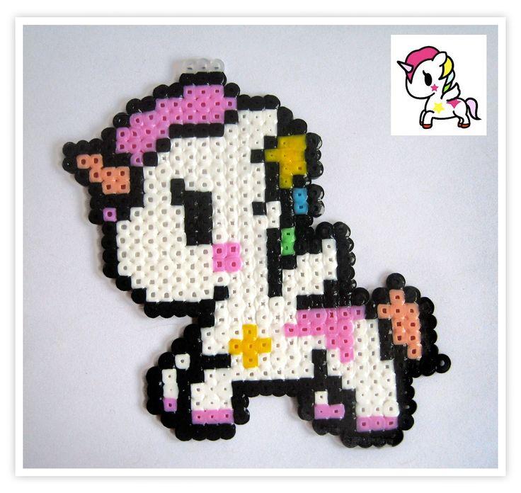 Pixel Art Shop: Unicornio Tokidoki