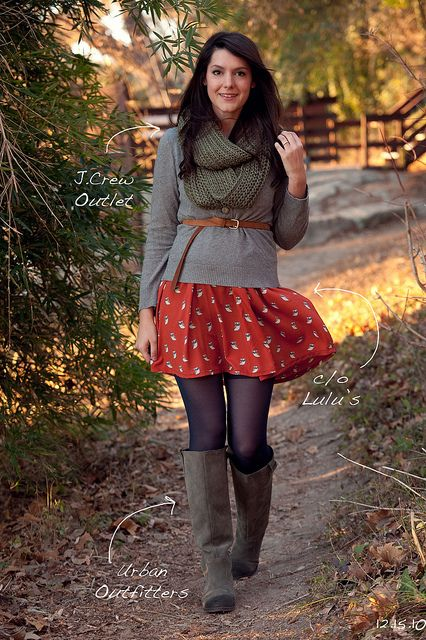 458 Best Images About Boots Dresses Tights On Pinterest