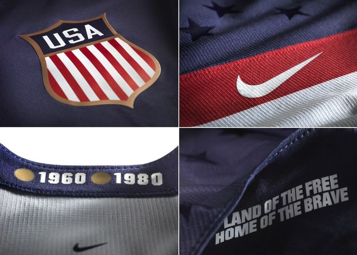 August 27, 2013: Nike Unveils 2014 USA Olympic Hockey Jersey