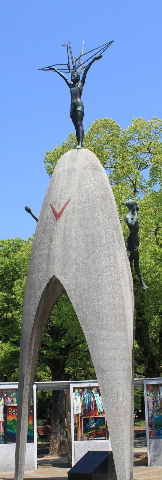 Hiroshima Peace Memorial Park - Hiroshima | Japan