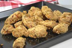 Gesunde Chicken-Nuggets (ohne Fett) selber machen | NUTRIMAN.DE