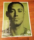 "For Sale - 2015 CLINT DEMPSEY Seattle Sounders FC 24"" x 18"" Schedule Poster MLS Soccer - See More at http://sprtz.us/SoundersEBay"