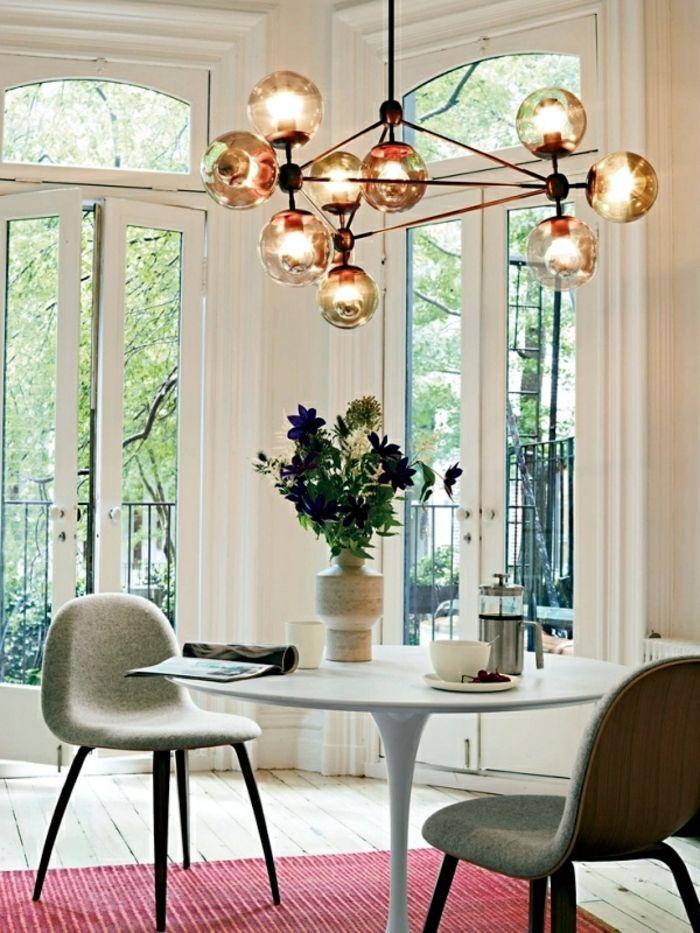 Die besten 25+ großer Esszimmer Tisch Ideen auf Pinterest - feuer modernen design rotes esszimmer