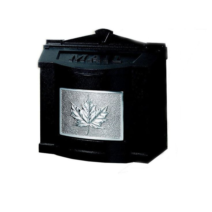 Shop Gaines Manufacturing  Lockable Wall Mailbox with Satin Nickel Leaf Template at Lowe's Canada. Find our selection of mailboxes at the lowest price guaranteed with price match + 10% off.
