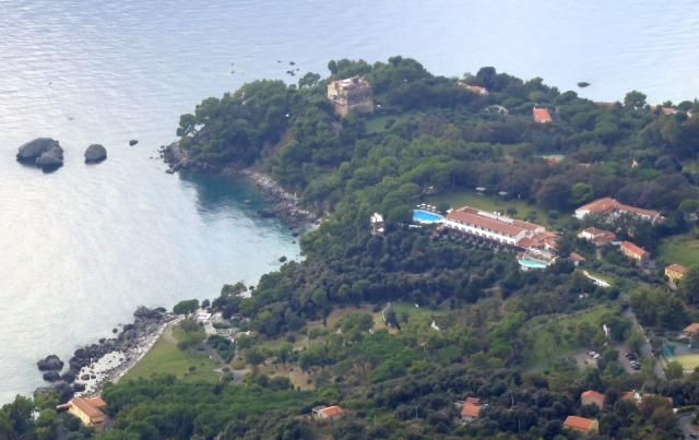 Fab Luxury Hotel on Southern Italy's Maratea Coast: Santavenere, a Small 5-Star Luxury Hotel in a Spectacular Setting