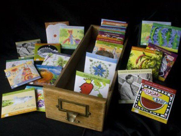 Heirloom Vegetable Seeds for Sale from Hudson Valley Seed Library