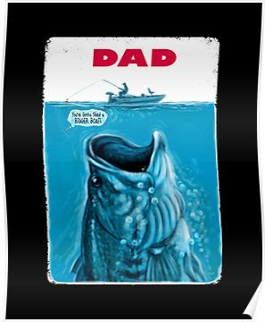 Dad Needs a Bigger Bass Fishing Boat