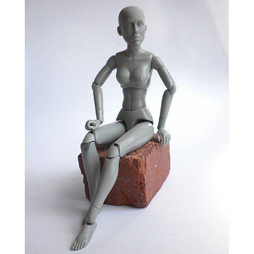 Art S. Buck Female Artists Figure Model