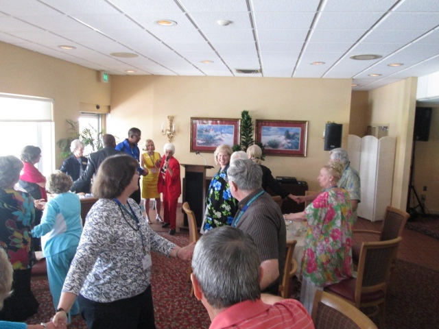 Friday Luncheon. Details on the Blog    http://sarasotasistercities.blogspot.com/2013/05/state-conference-may-3-2013.html