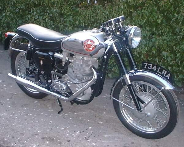 1959 BSA Goldstar 500cc