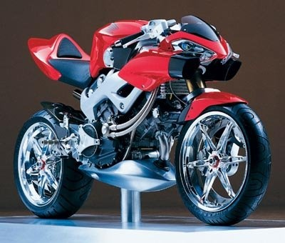 Honda #superbike...if I was going to do a re build on a Suzuki TL1000S, I'd use this for inspiration starting point
