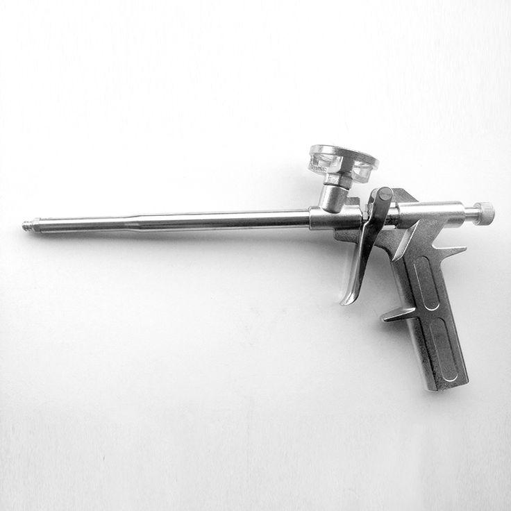 Caldo!!  Trasporto libero dell'unità di elaborazione professionale di espansione schiuma pistola pistola per silicone
