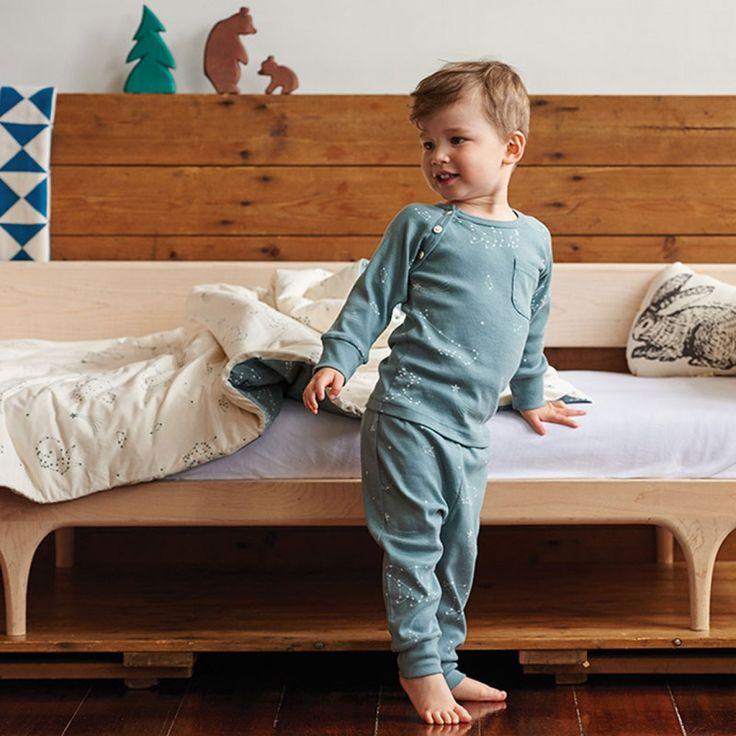 Organic Pyjamas & Bedding / Nature Baby