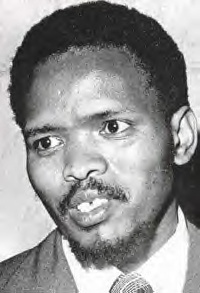 Steve Biko of the Black Consciousness Movement, 1946-1977  Steve Biko Killed by the Apartheid Regime on September 12, 1977 by panafnewswire, via Flickr