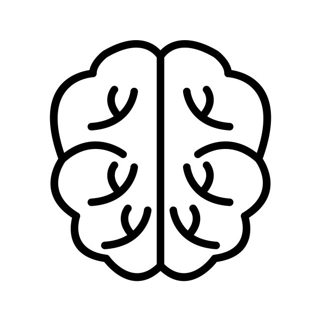 Vector Brain Icon Brain Icons Brain Icon Brain Png And Vector With Transparent Background For Free Download Brain Icon Symbol Design Instagram Logo
