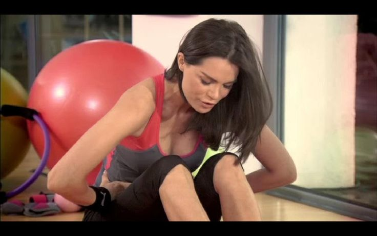 Ebru Şallı İle Pilates #6 21 Günde Yağlarınızdan Kurtulun