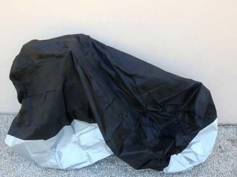 B01HHYWD4W  SellecTop FR. CARCHET® HOUSSE BACHE MOTO Couvre-Moto velo VT...
