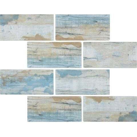 Bay, 3″ x 6″ – Glass Tile