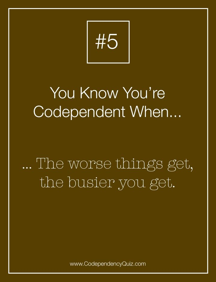 how to stop being dependent in a relationship