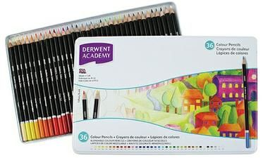 Derwent Academy Colour Pencils