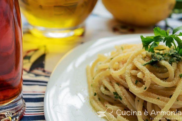 #Spaghetti alla #colatura di #alici di #Cetara http://www.cucinaearmonia.com/2014/08/spaghetti-alla-colatura-di-alici.html #food #foodblogger #cucinaearmonia #CostieraAmalfitana