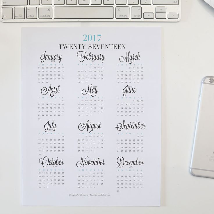 Looking for an elegant 2016 Year at a Glance calendar for your Filofax or Planner? This FREE insert is available in Full Letter/A4, Personal, Half Letter & A5 size for use in a variety of different planners! Although these inserts willREAD MORE