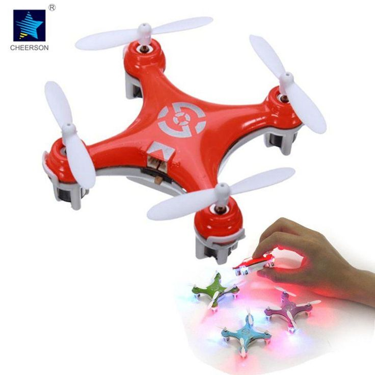 Cheerson CX-10 CX10 2.4G Remote Control Toys 4CH 6Axis RC Quadcopter Mini rc helicopters Radio Control Aircraft RTF Drone