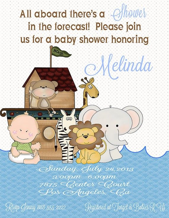 noah 39 s ark baby shower on pinterest bingo baby quotes and baby