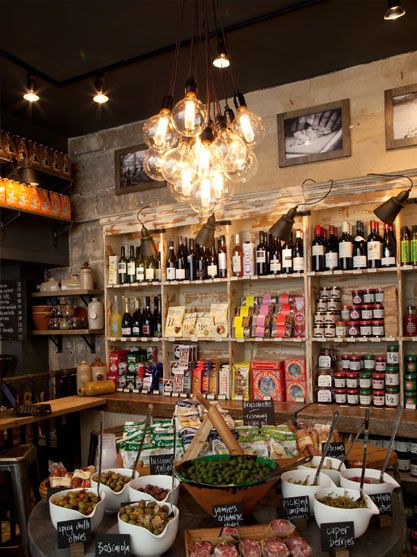 Jamie's Italian - Bath. Fantastic pasta, fun atmosphere and great staff! The deli is a nice surprise too!