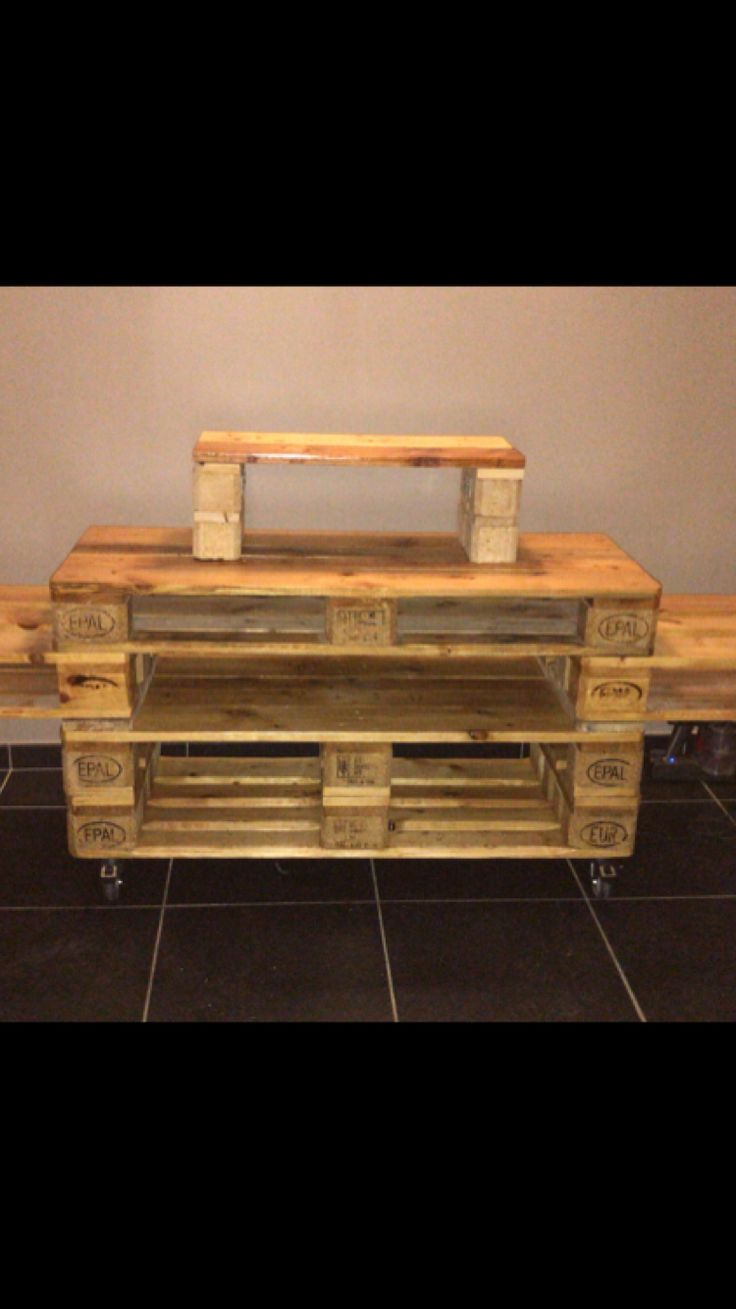 12 Best Tv Stands Images On Pinterest Home Ideas Tv Storage And  # Meuble Tv Brad