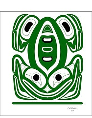 Haida Frog