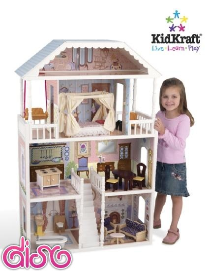 Casa de muñecas SAVANNAH