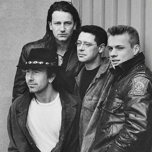 U2 - Song For Someone
