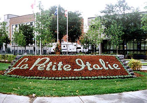 Visiter la Petite Italie / Visit Little Italy #Montreal