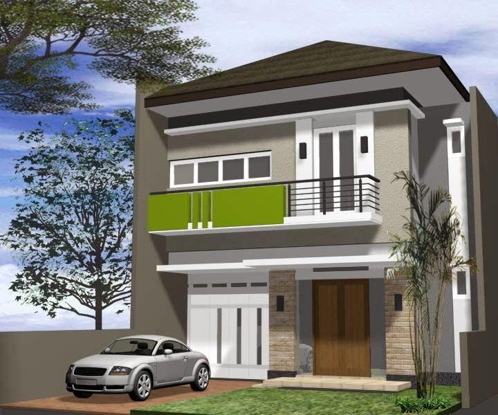 model model rumah modern