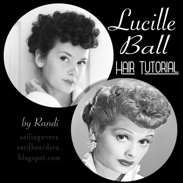 Last Saturday I got caught up in an I Love Lucy  marathon and discovered, once again, that I do in fact love Lucy, what a lady. A few da...