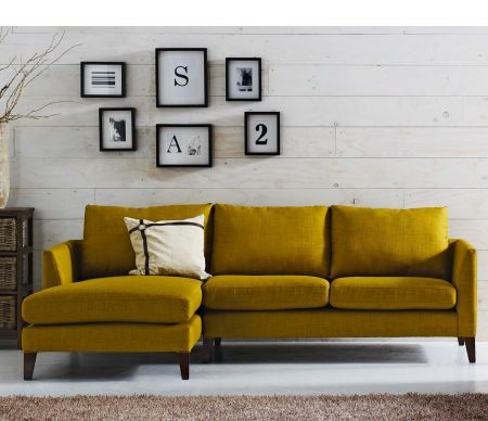 Ethan 2.5-Seater Sofa with Chaise | Domayne Online Store