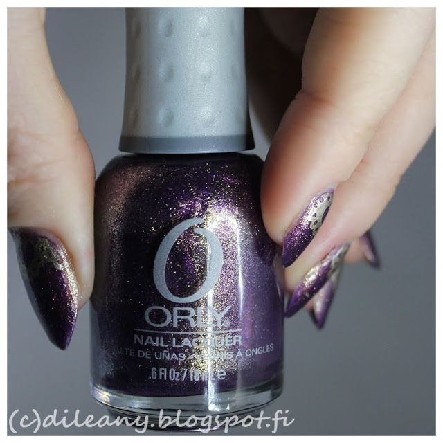 Dile Nails: Two hearts