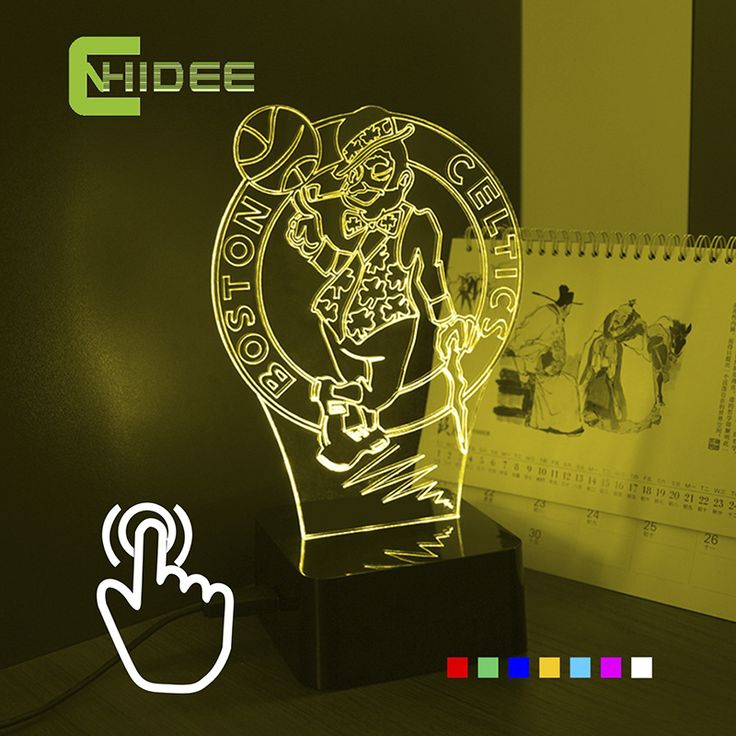 find more night lights information about cnhidee 2016 novelty for nba basketball team logo shaped 3d